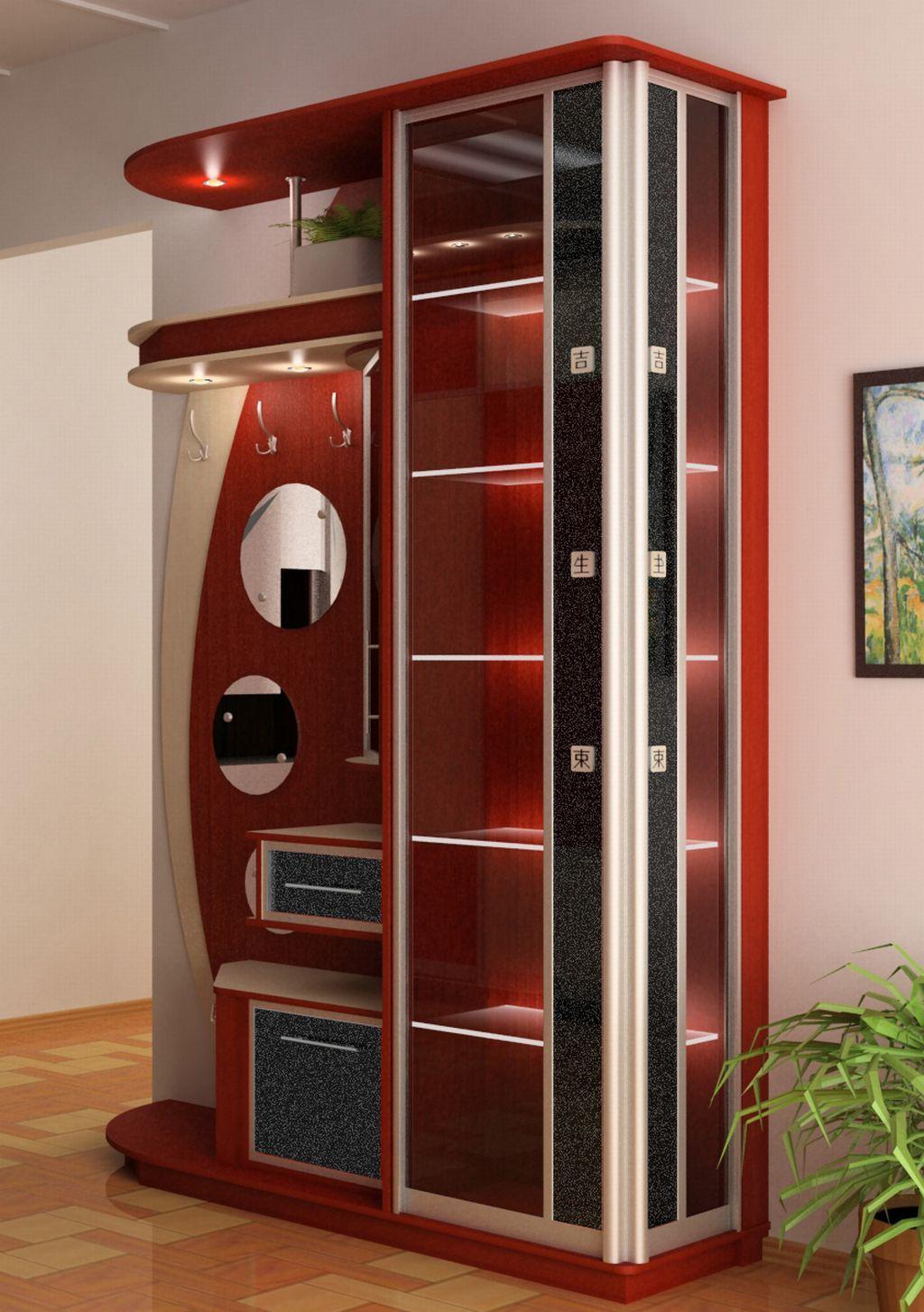 Прихожая в маленький коридор: оптимальные решения и дизайн.