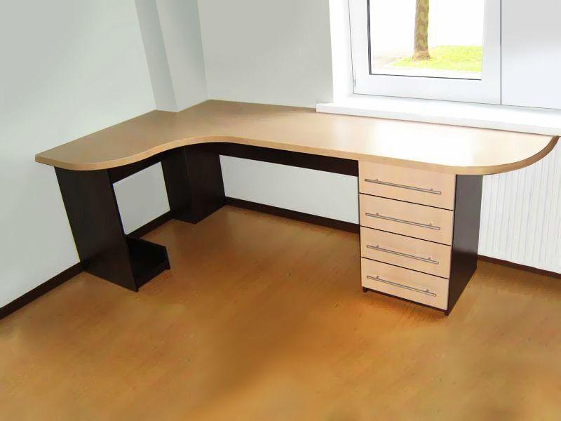 Компьютерные столы печора - мебель по индивидуальным заказам.